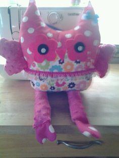 owl pillows, búhos owl, favorit owl