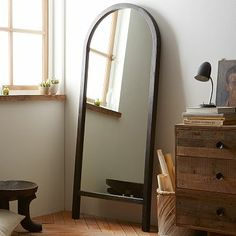 Oversized Arch Mirror