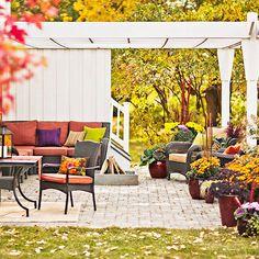 Backyard Holiday Getaway