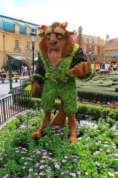2014 Epcot International Flower  Garden Festival