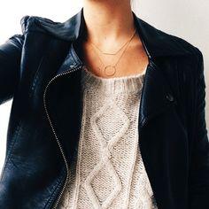 Delicate Necklaces,
