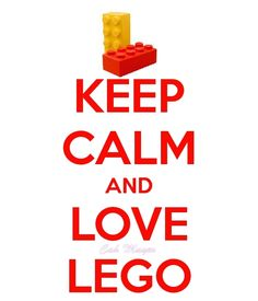 "Keep calm and love LEGO - If you ♥ LEGO, come have a look at LEGO LOVE board http://pinterest.com/almaisoncloud9/lego-love/ - I am the French-Israeli designer of ""Mademoiselle Alma"". Inspired by my daughter, ALMA, I create Jewelry made from LEGO bricks, SWAROVSKI crystals and of course, a great amount of imagination. *** www.facebook.com/... Hope you LIKE my Facebook page-shop ♥ & www.etsy.com/shop /MademoiselleAlma #LEGO"