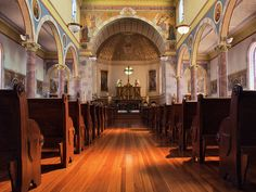 St. Mary's Catholic Church, Altus, Arkansas