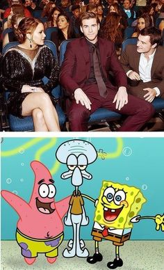 Lolol The Hunger Games cast