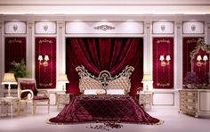 Majestic bedroom ima