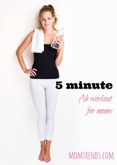 Five Minute Ab Worko