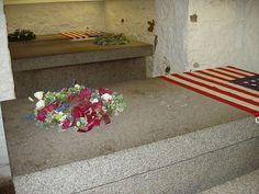 #2) John Adams & #6) John Quincy Adams Burial Site