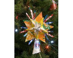 DIY Christmas tree ornaments #Christmas #craft #DIY