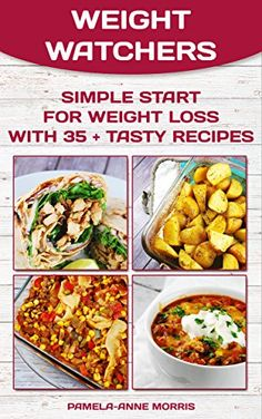 52 Tasty Recipes For Weight Loss