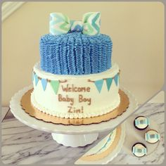 baby shower cakes baby boy shower bow ties baby boys bows shower idea