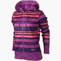 $44.99 - Womens Under Armour Storm Armour Full-Zip Fleece