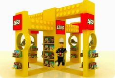 Lego Point Of Purchase