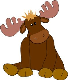 Animal Clip Art | toy moose clip art clip art themes animals babies fairies flowers kids ...