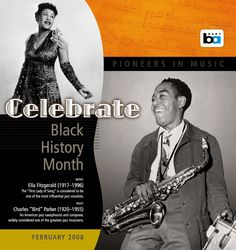 Black History Month 2008