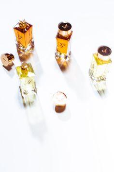 No. 31 and No. 57, the new Arquiste for J.Crew fragrances.