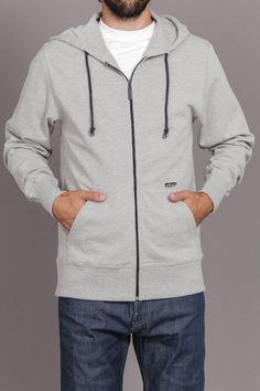 The Hundreds Lights Zip-Up Hood Sweatshirt