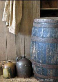 Great barrel...