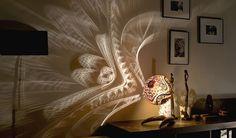 decor, lights, lamp design, idea, gourd lamp, table lamps, lighting, art, gourds