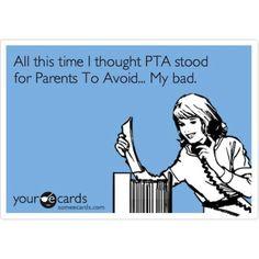 Pta parent insan, school, funni thing, giggl, education humor, quot, teacher humor