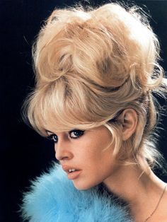 60s hairstyle