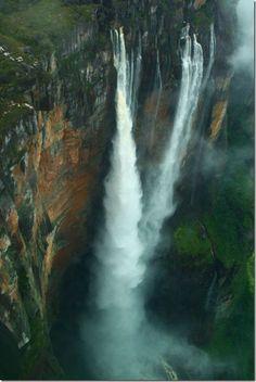 Angel Falls, Venezuela | Read More Info