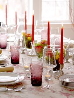 Beautiful Table Settings for Any Party