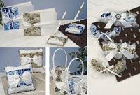 Jamie Lynn Digital Camouflage Military Wedding Accessories Collection
