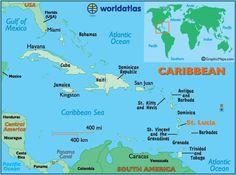 antigua, puerto rico, aruba, barbado, cayman islands
