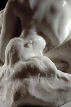 La Danaide detail, 1885 Auguste Rodin