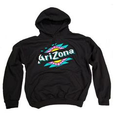 Black Arizona Ice Tea Hoodie. WANT!