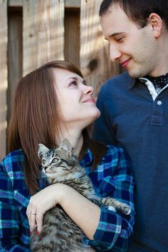 These engagement photos are so bad, they're good.