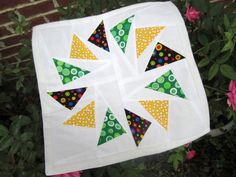 That other blog: Rosemary B.'s Dots on Dots