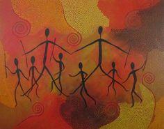 Aboriginal Silhouettes