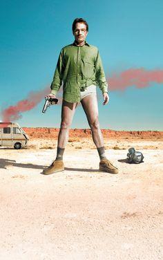 Bryan Cranston, the man. Take a chance...