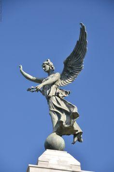 Statue Mont-Royal - Montréal