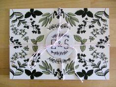 card idea, paper detail, botan inspir, pine tree, wedding invitations