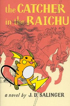 Literary classics with Pokémon