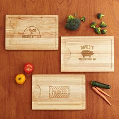 Personal Creations #Gifts  #Personalizedgifts Personalized Carving Board ($29.99). personalcreations.com - Great Personalized Gifts via- http://www.AmericasMall.com/personalcreations-gifts