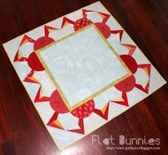 Want it, Need it, Quilt!: Flat Bunnies