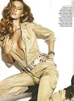 Gisele Bundchen Vogue Mexico
