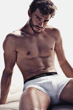"""When Jamie Dornan and his abs were cast in """"50 Shades Of Grey."""" 