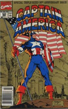 One of my fav issues as a kid: Captain America #383