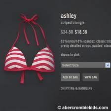Push-Up Bikini's for Preteen Girls