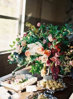 these florals are insanely good // Rylee Hitchner Photography