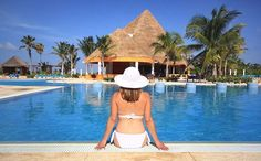 Top 10 All-Inclusive Beach Resorts   yahoo travel.  {Our honeymoon resort in the Bahamas is #2, how fun!}