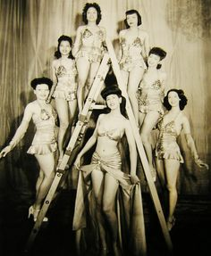 """Sweet n' Hot"" All black musical at the Mayan 1940's"