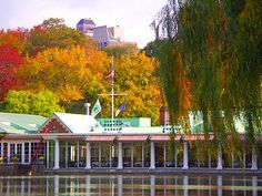 Central Park Boathouse - .