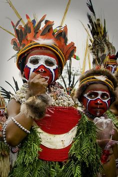 Papua New Guinea kids www.papua-by-raz.co.il