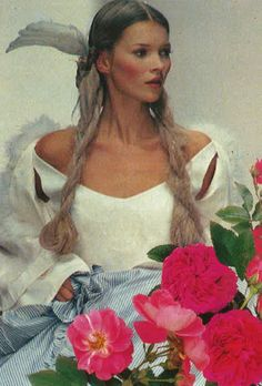 Kate Moss at John Galliano S/S 1994