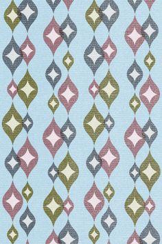 Futoshi Nakanishi #pattern #design #retro #vintage #inspiration